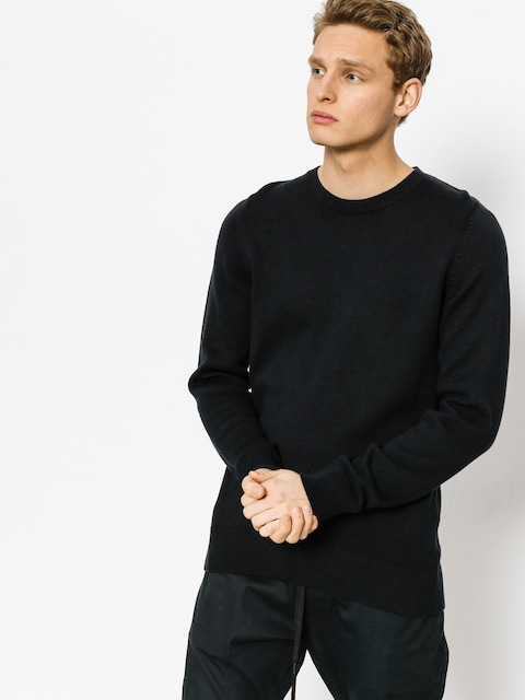 Nike SB Sweater Everett Crew (black/black)