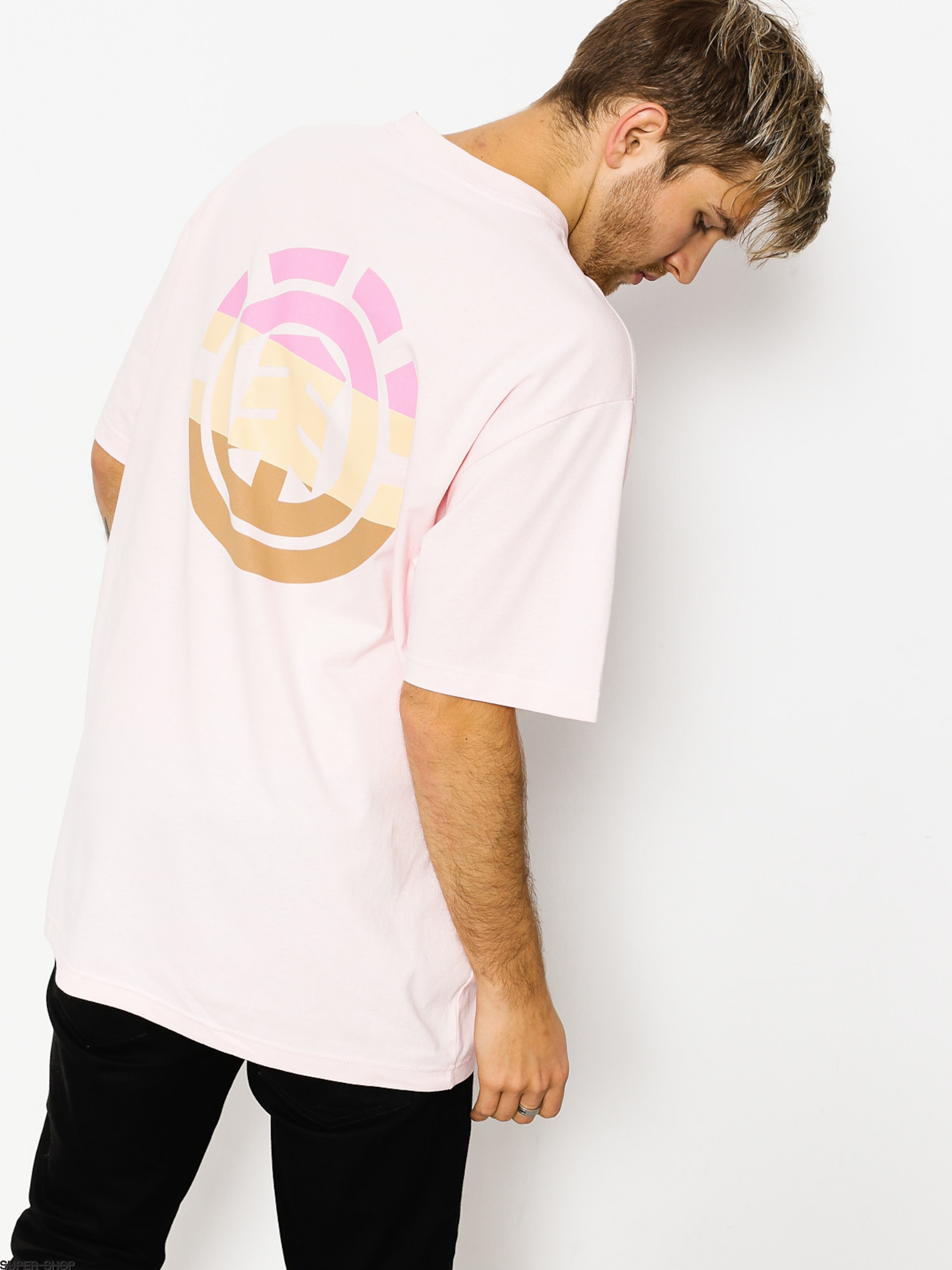 Element T-shirt Popsicle Ftm (rose quartz)