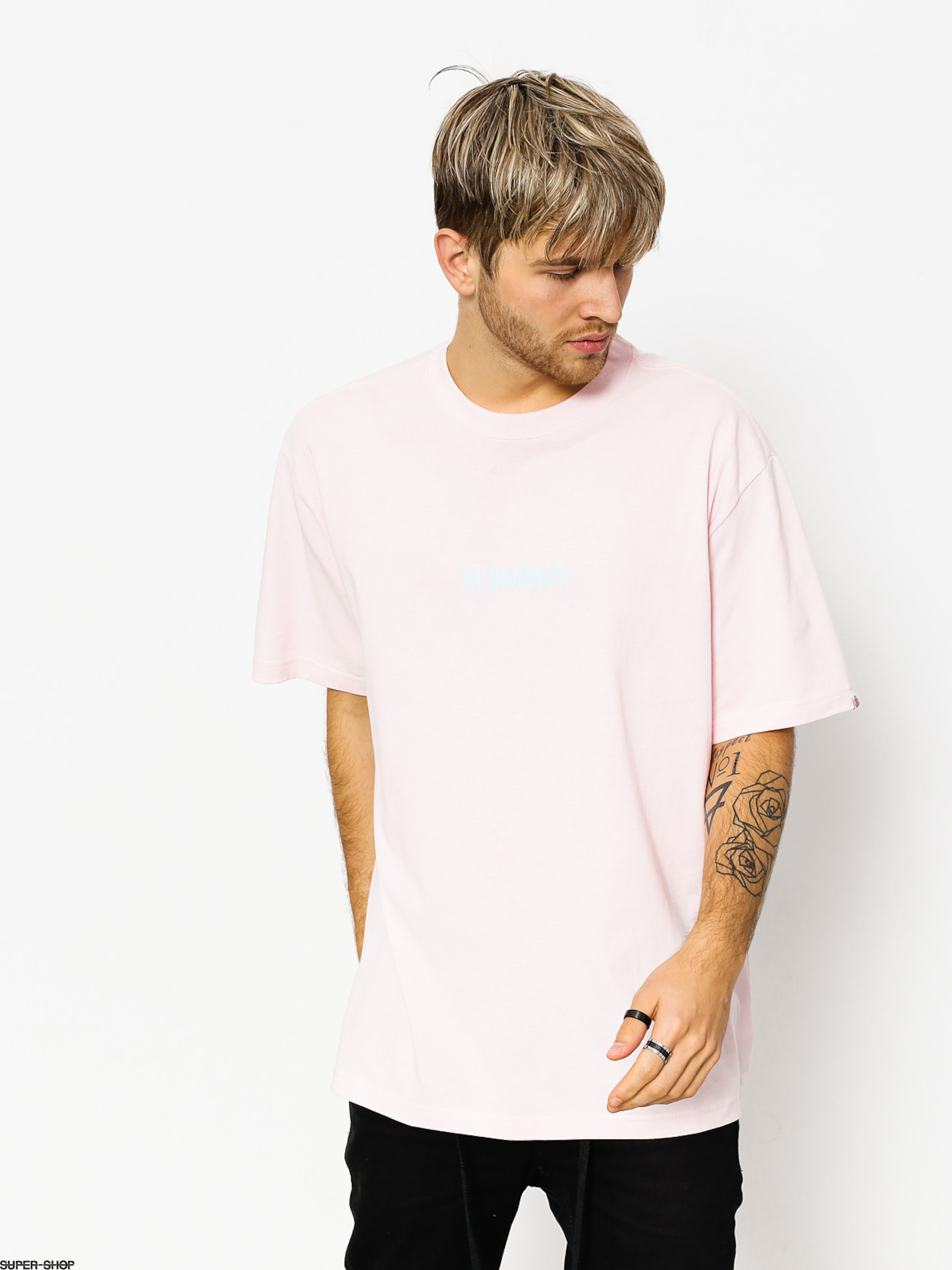 Element T-Shirt Dazzle Icon Fill Ftm (rose quartz)