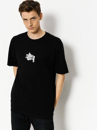Stussy T-shirt Prism Logo (black)