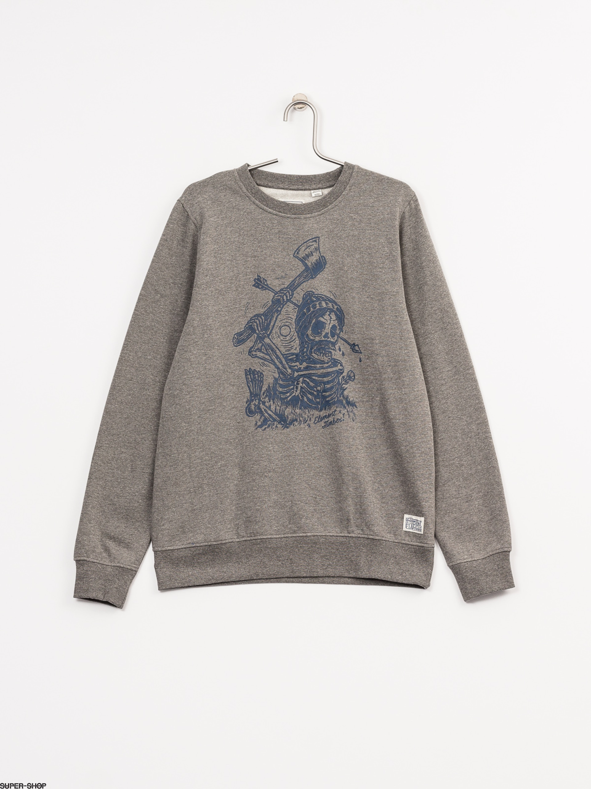 Element Sweatshirt Grounded Crew