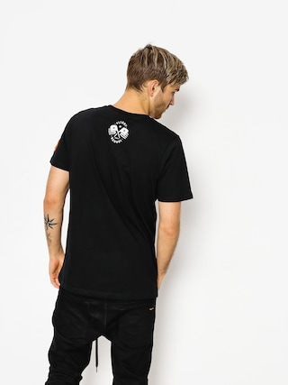 Diamante Wear T-Shirt Flag 02 (black)