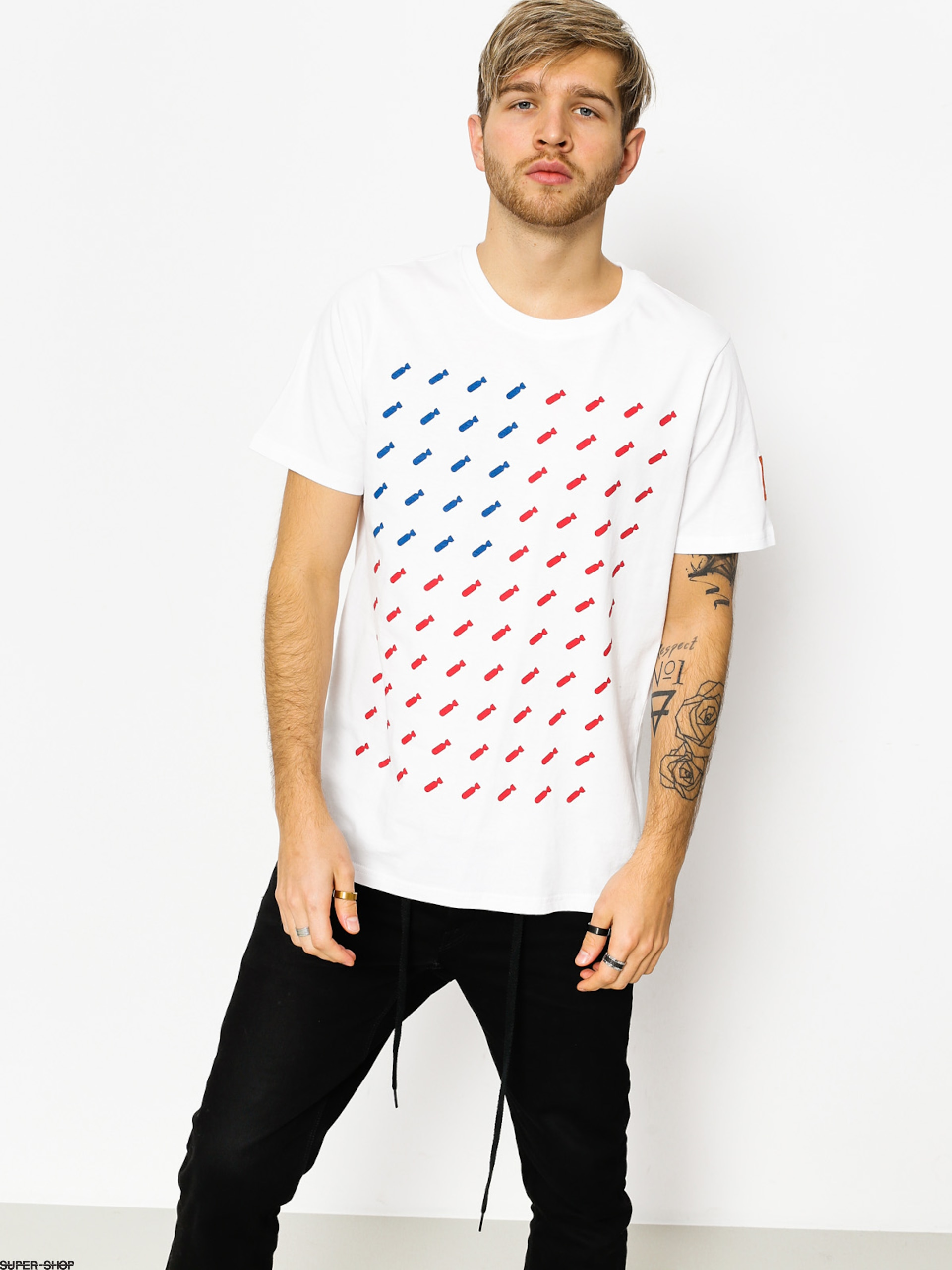 Diamante Wear T-shirt Flag 02