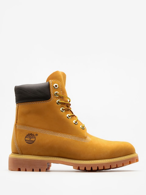 Timberland shoes Premium 6 (wheat nubuck)