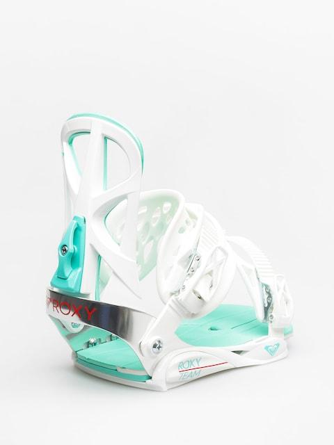 Roxy Snowboardbindung Team Wmn (white)