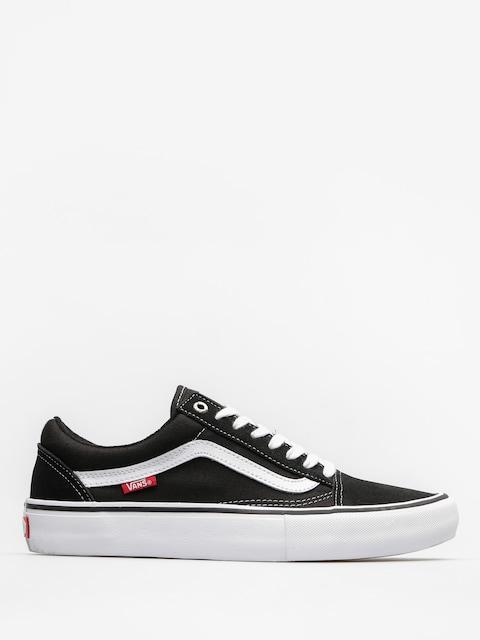 Vans Schuhe Old Skool Pro (black/white)