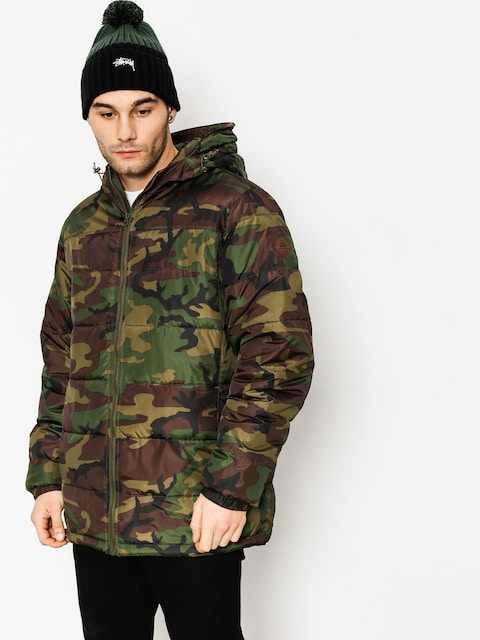 Vans Jacket Woodcrest Mte (camo)