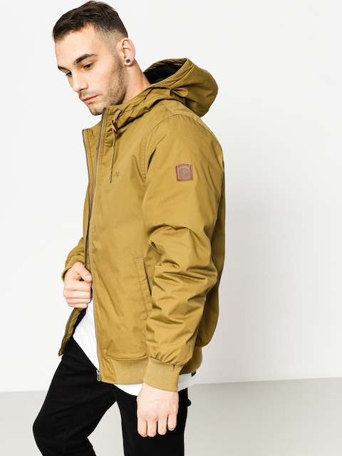 Element Jacke Dulcey (canyon khaki)