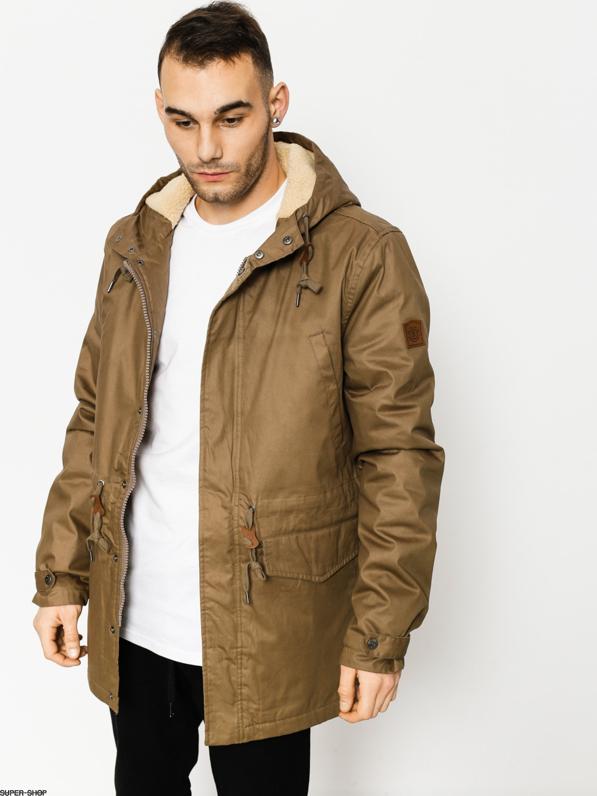 Element Jacket Roghan (canteen green)