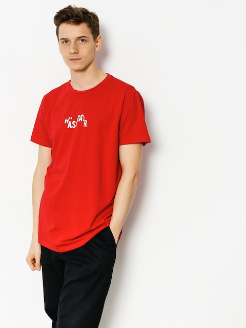 The Hive T-shirt Nascar Limited (red)