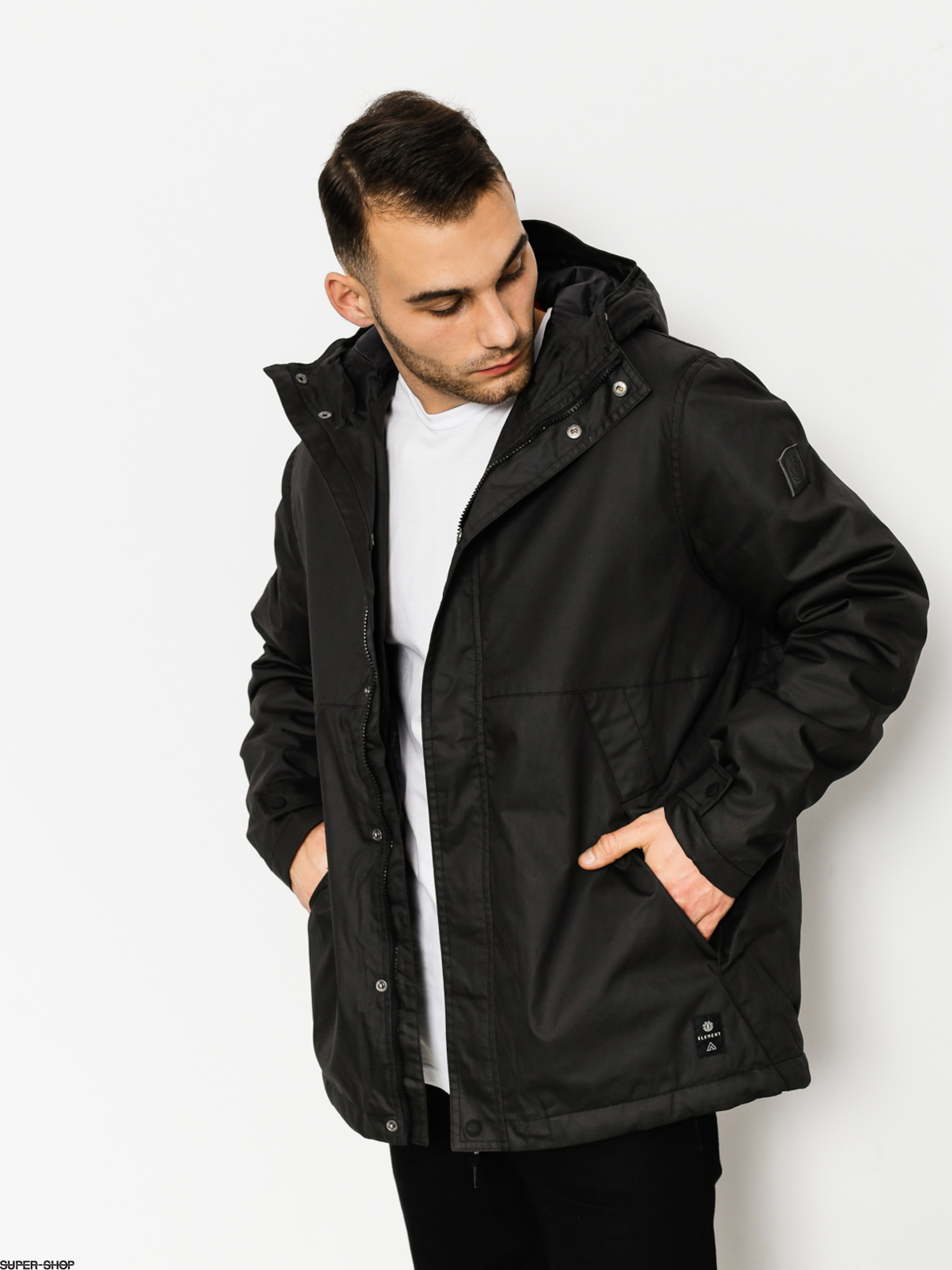 Element Jacket Freeman (flint black)