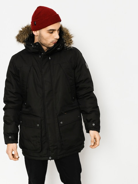 Element Jacke Fargo (flint black)
