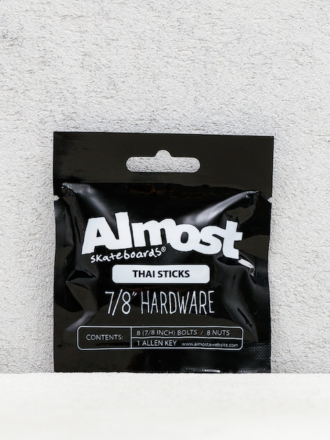 Almost Bolts Thai Sticks (black)