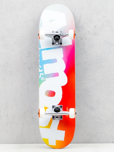 Almost Skateboard Side Pipe Fade Youth (multi)