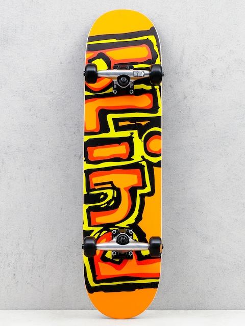 Blind Skateboard Matte (orange)