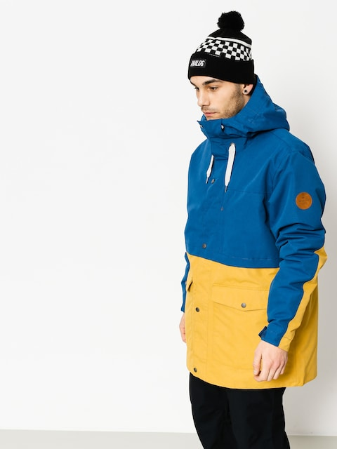 Quiksilver Snowboardjacke Horizon (estate blue)