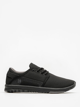 Etnies Shoes Scout (dark black)