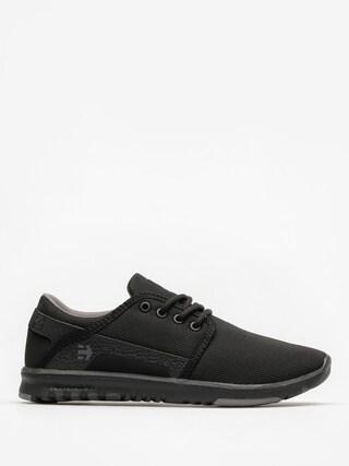 Etnies Shoes Scout (dark black)