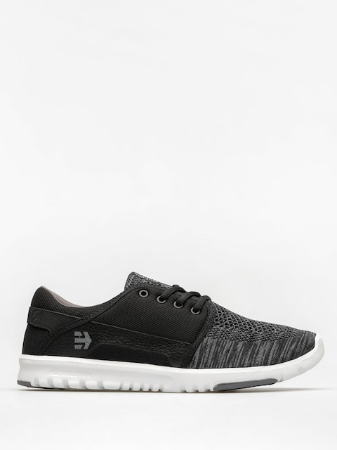 Etnies Shoes Scout YB (black/grey)