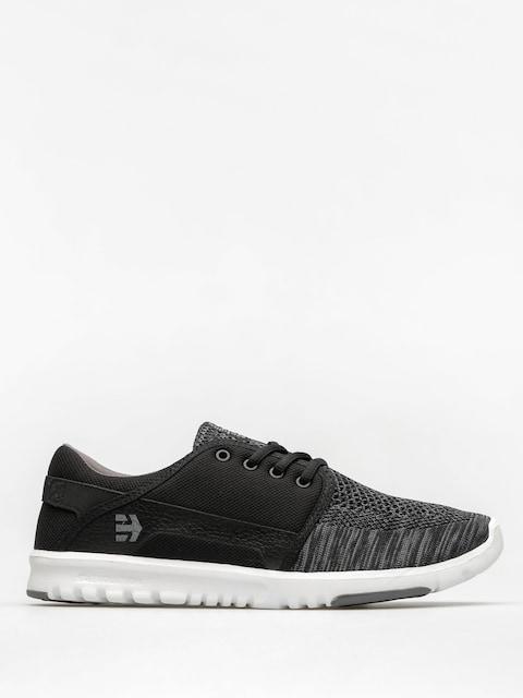 Etnies Shoes Scout YB (black/grey)