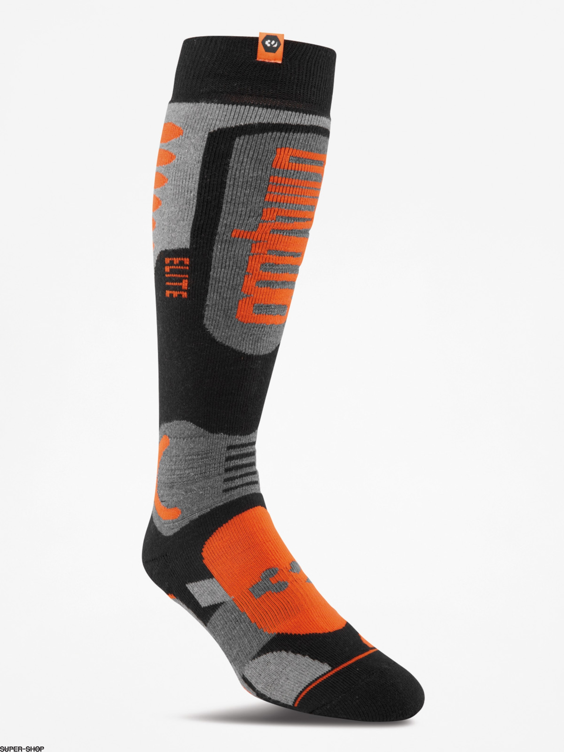 ThirtyTwo Socks Elite (orange)