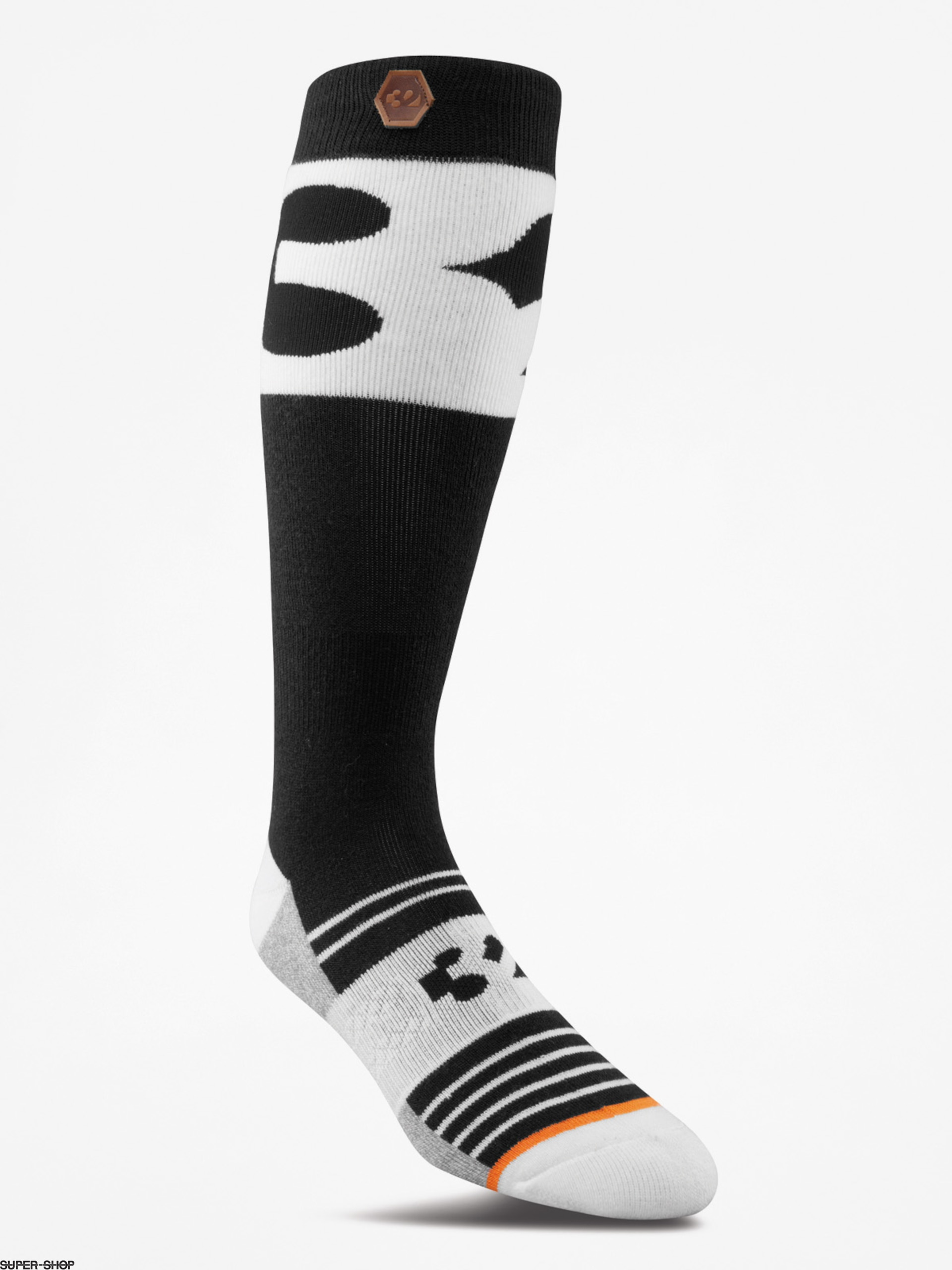 ThirtyTwo Socks Corp (black)