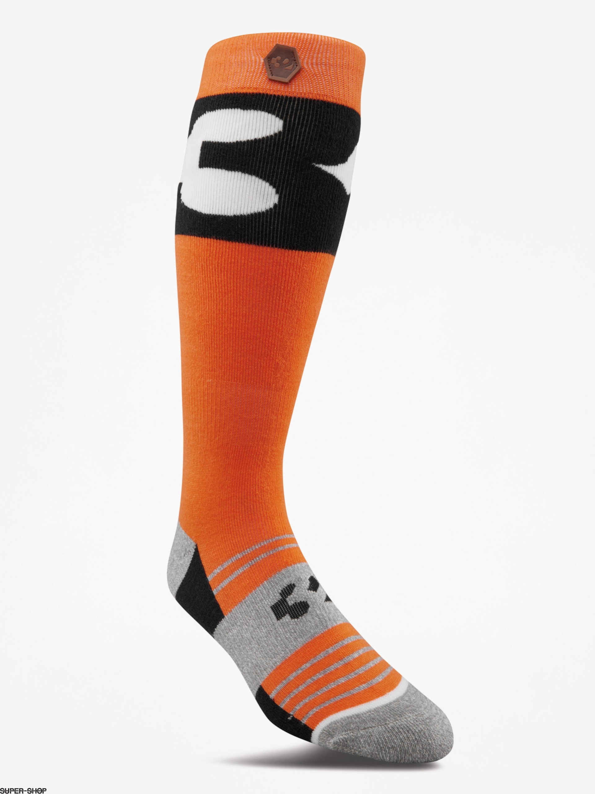 ThirtyTwo Socks Corp (orange)