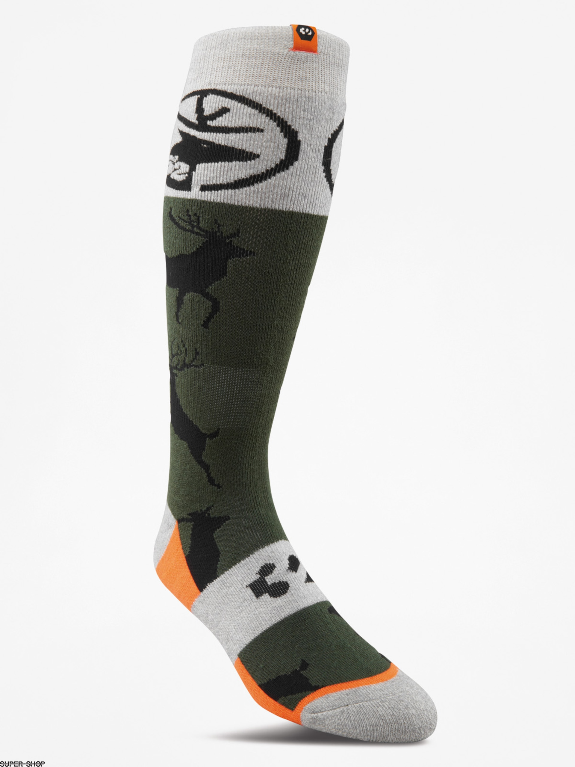 ThirtyTwo Socks Stag (forrest)