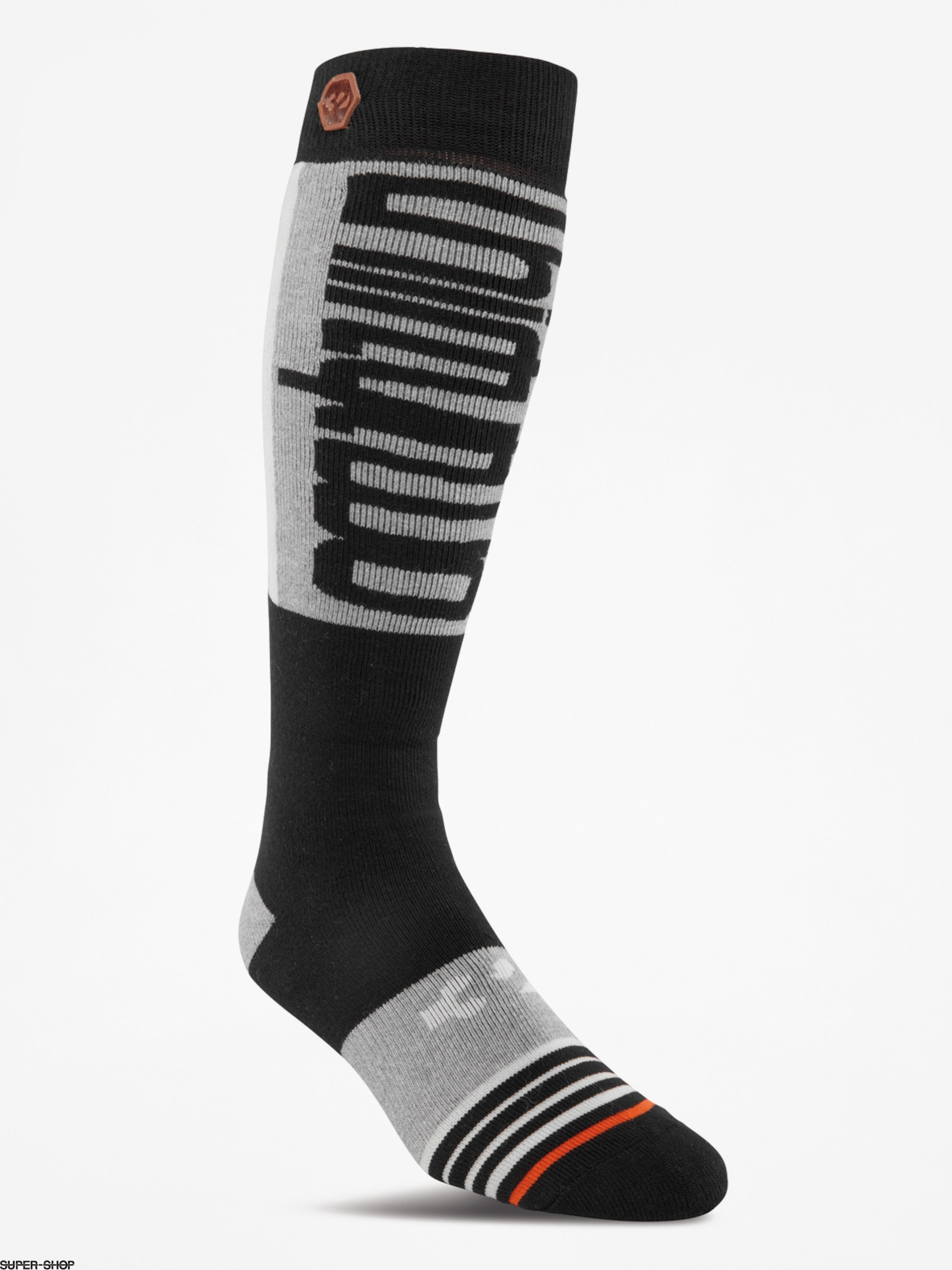 ThirtyTwo Socken Double (black)