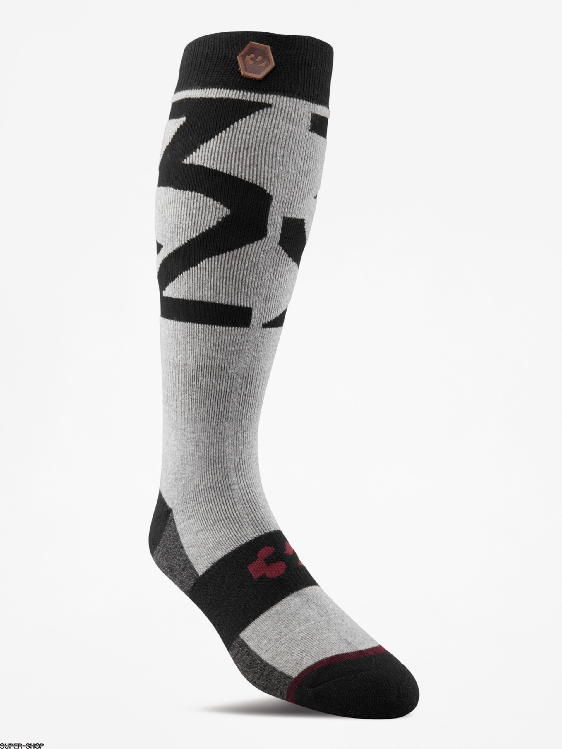 ThirtyTwo Socks Lashed (grey/heather)