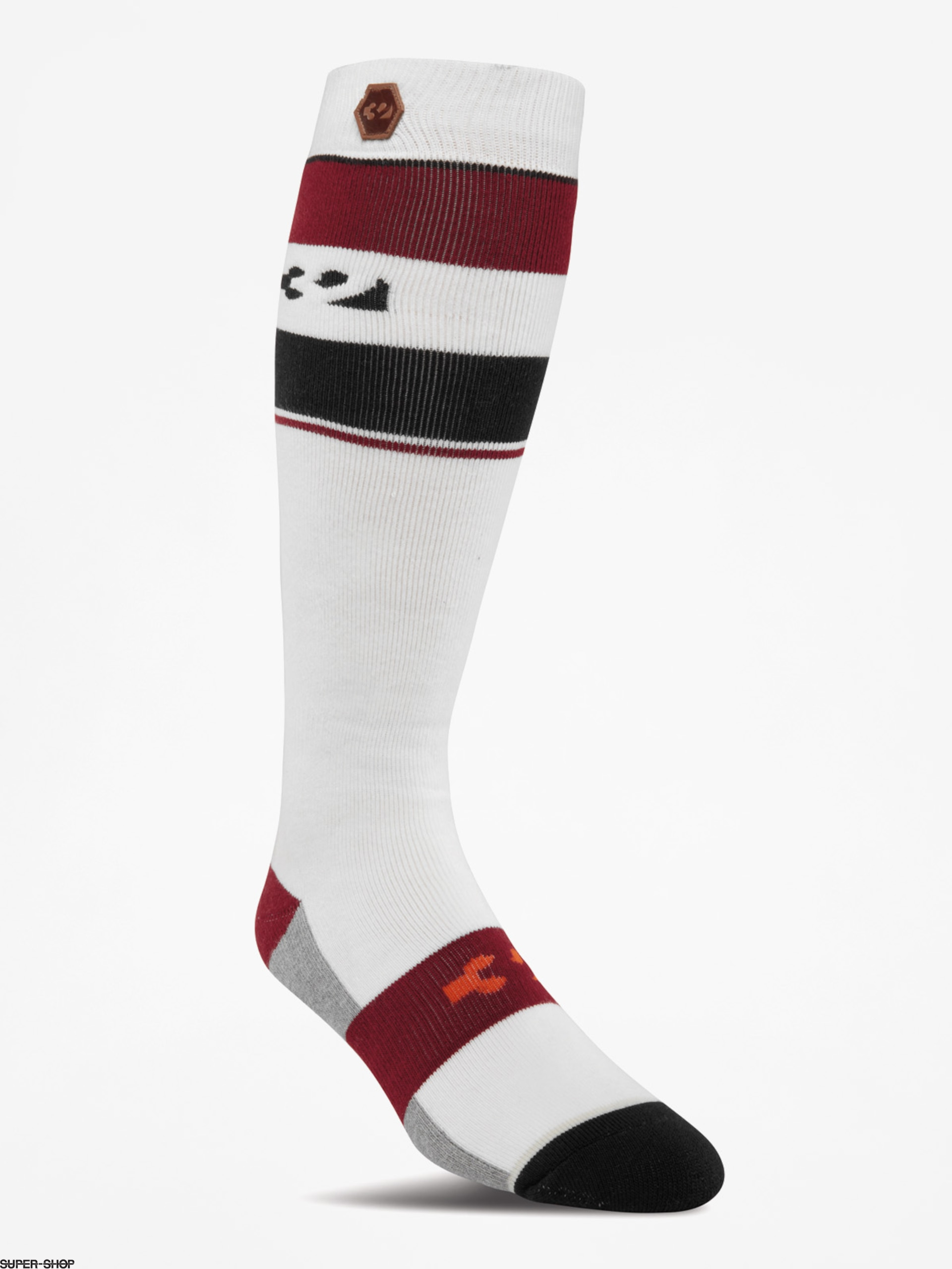 ThirtyTwo Socks Gym (dirty white)