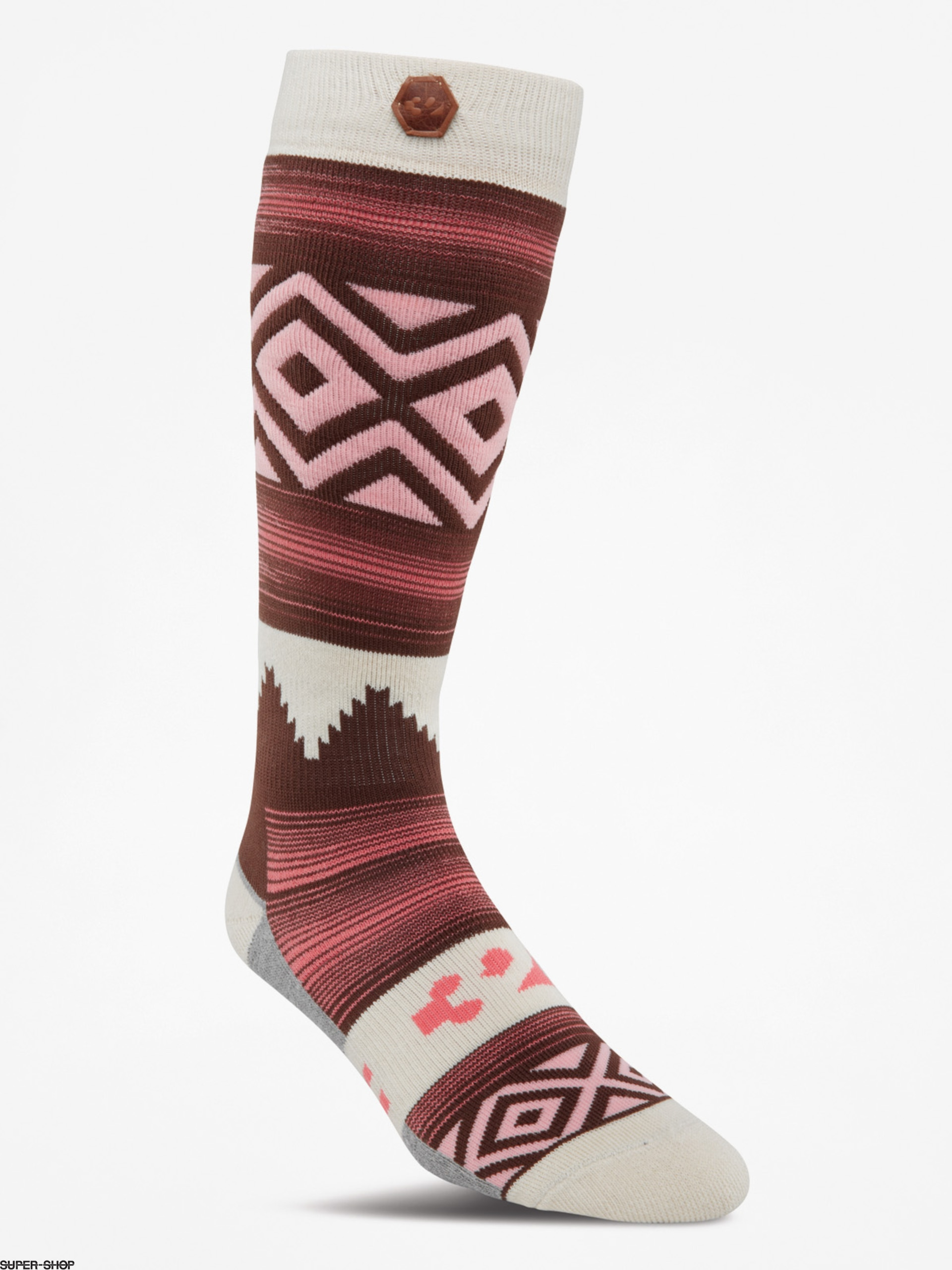 ThirtyTwo Socks Womens Himalaya Wmn (red)
