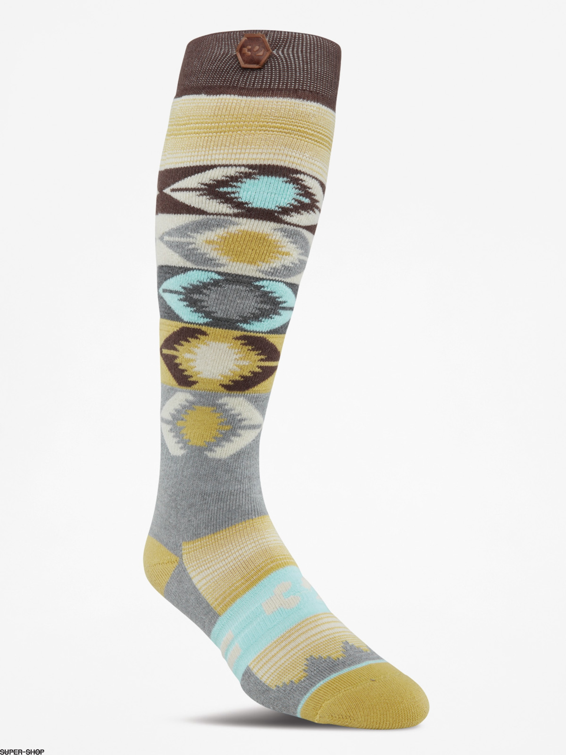 ThirtyTwo Socks Womens Himalaya Wmn (creme)