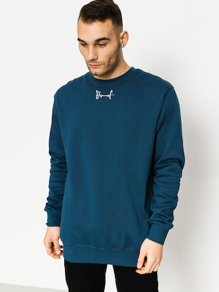 Sweatshirt Stoprocent Base 17 (navy blue)