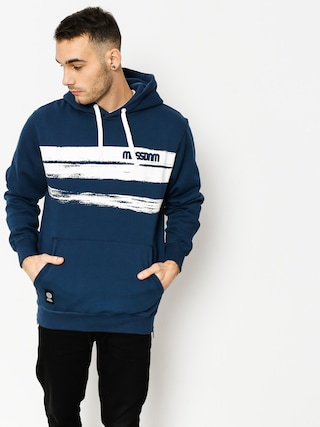 MassDnm Hoody Traces HD (navy)