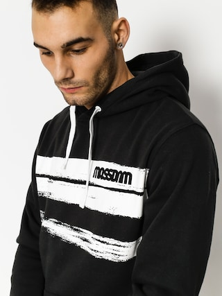 MassDnm Hoody Traces HD (black)