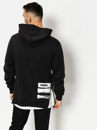 MassDnm Hoodie Traces HD (black)