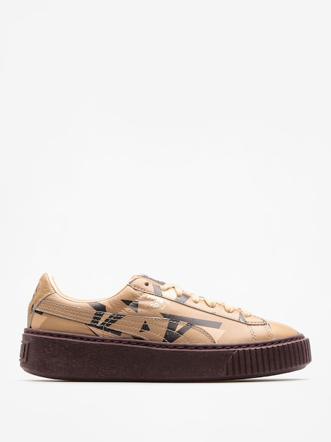 Puma Shoes Platform Cheetah Wns Naturel Wmn