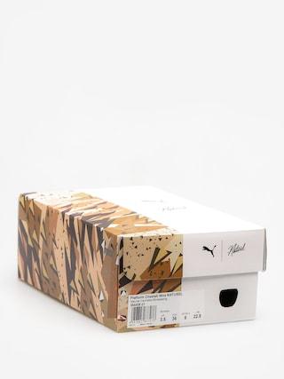 Puma Shoes Platform Cheetah Wns Naturel Wmn (natural vachetta/winetasting)