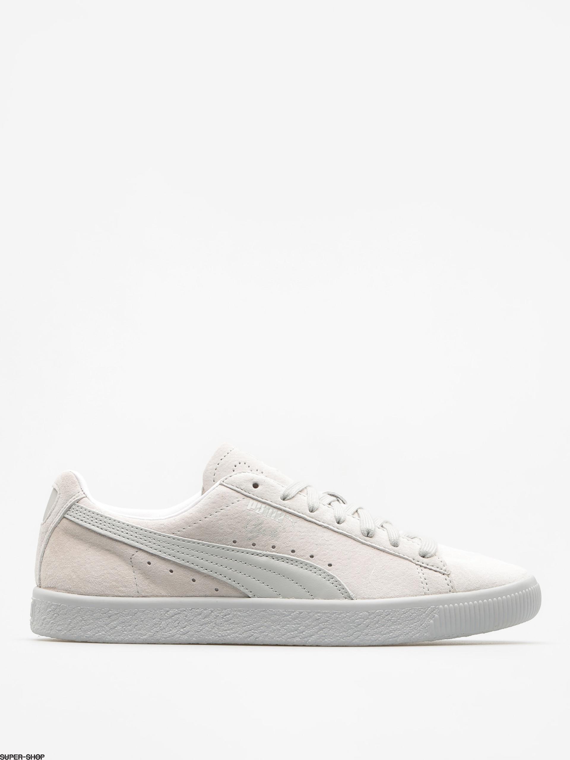 Puma Shoes Clyde Normcore (gray violet gray violet) c7465a11a