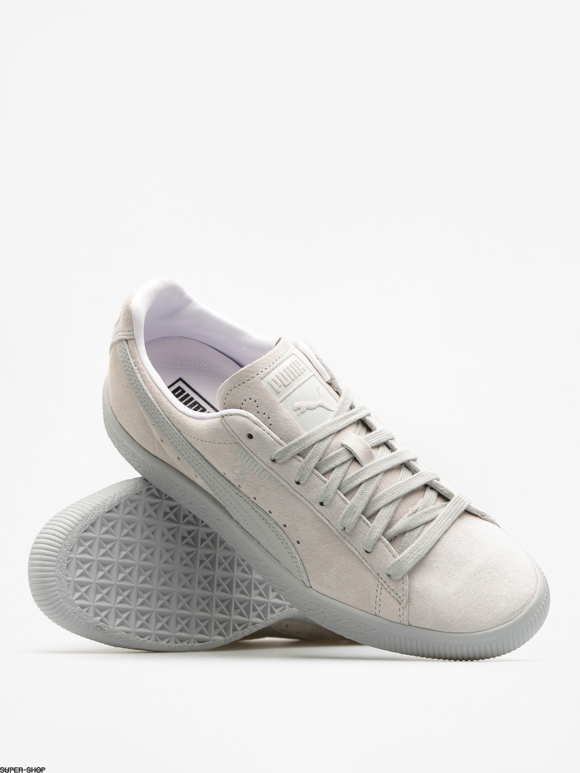 10fdbe4146d Puma Shoes Clyde Normcore (gray violet gray violet)