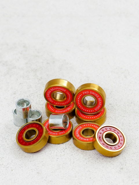 FKD Bearings Swiss Gold (red)
