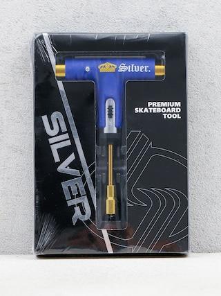 Silver Tool Premium Skateboard Tool (purple/gold)