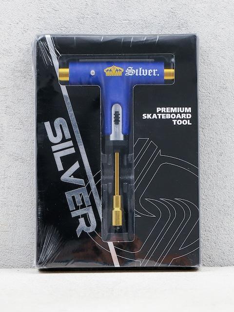 Silver Werkzeug Premium Skateboard Tool (purple/gold)