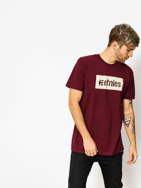 Etnies T-shirt Corp Box