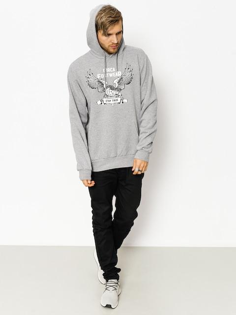 Circa Hoody Stay True HD (athletic grey)