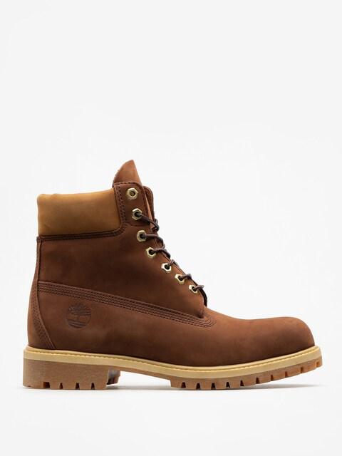 Timberland Shoes 6 Premium (dark brown nubuck)