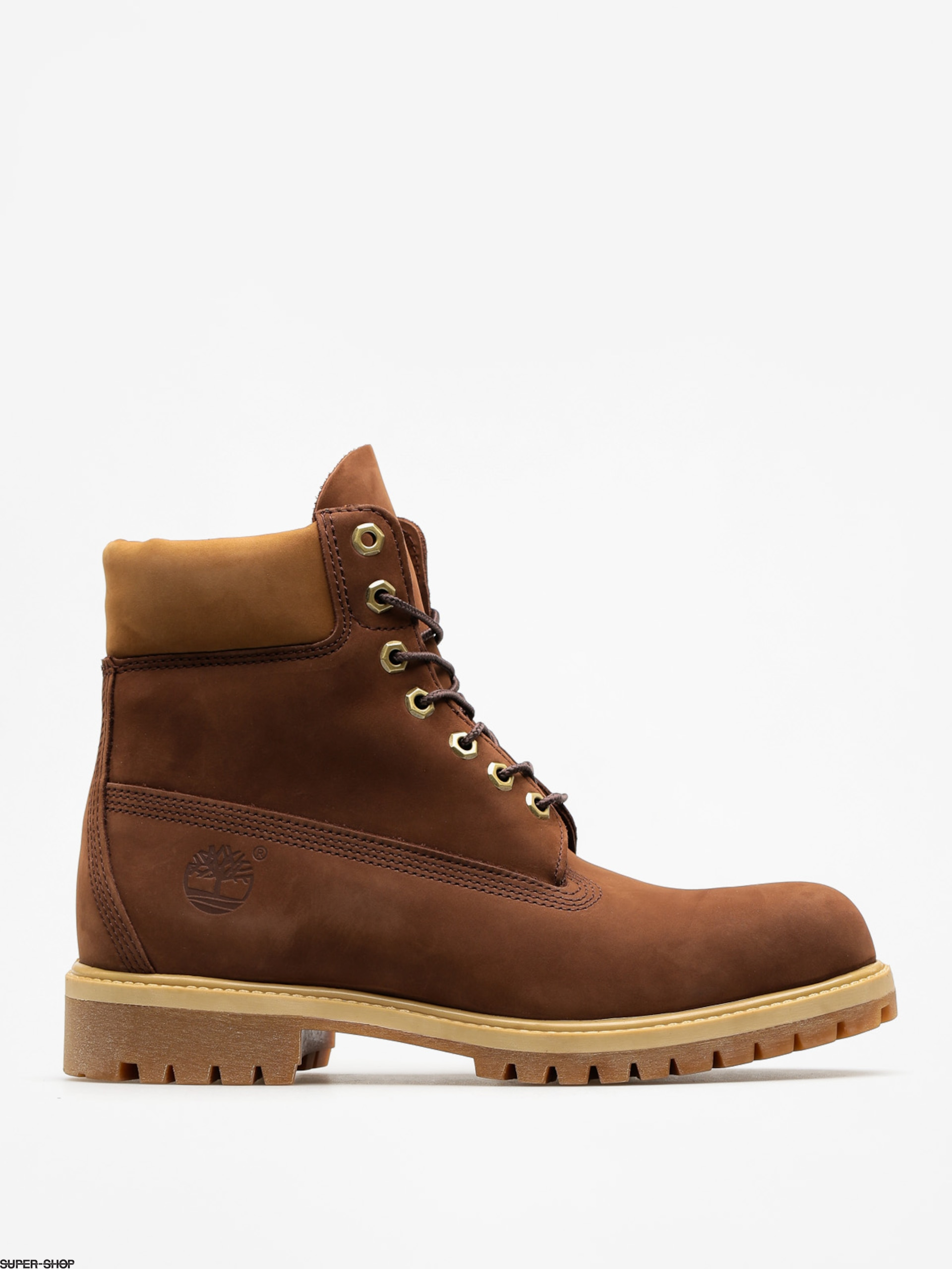 official photos 61e34 9f3fe Timberland Schuhe 6 Premium (dark brown nubuck)