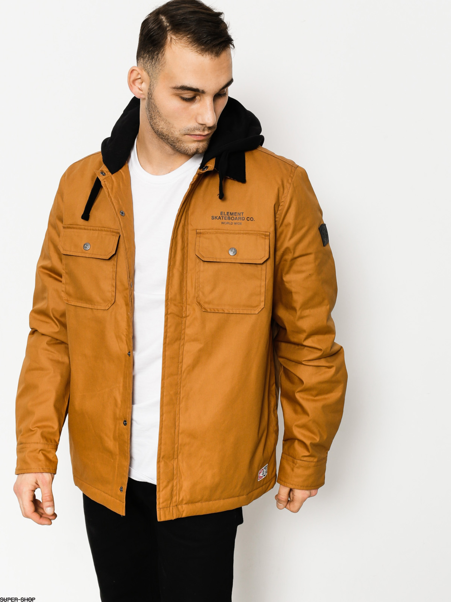 Element Jacke Wade (bronco brown)