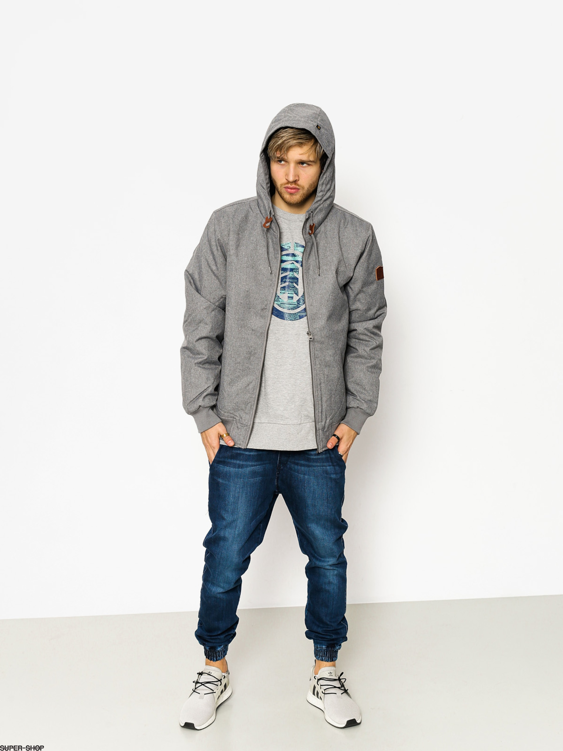 Element Jacket Dulcey (grey heather)